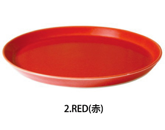 2.RED(赤)